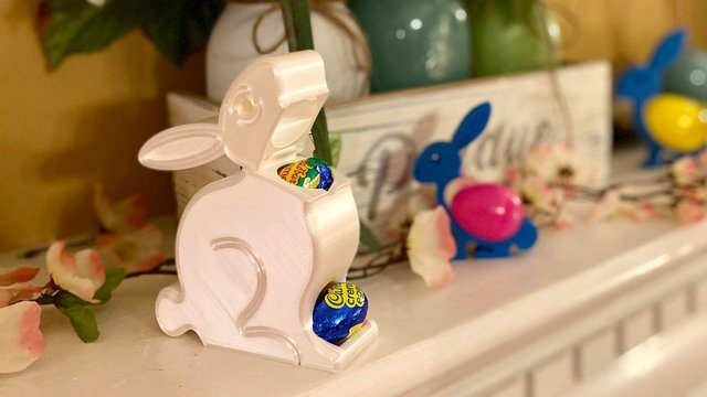 Featured image of Easter 3D Print: 15 Great Prints (including Easter Eggs)