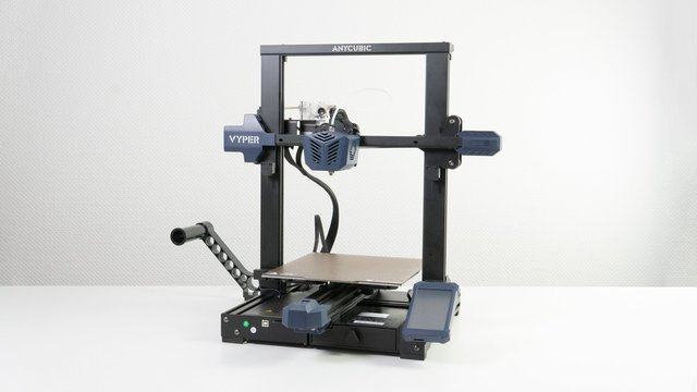 Featured image of Anycubic Vyper Review: Toothless