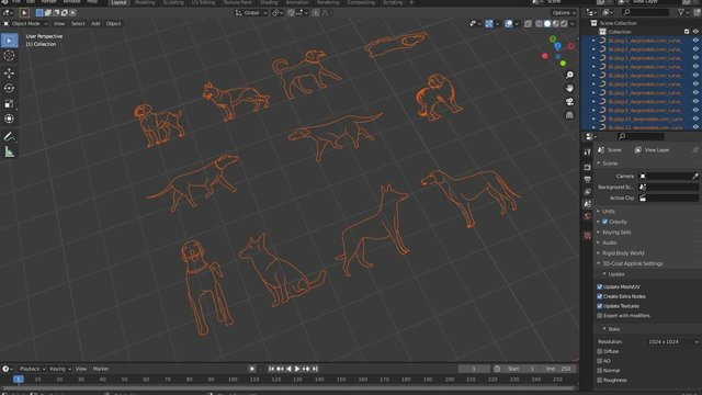 Featured image of How to Import DWG Files in Blender – Simply Explained