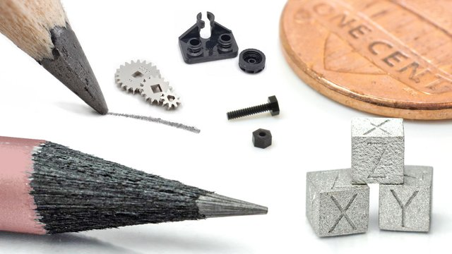Featured image of Micro 3D Printing – The Ultimate Guide