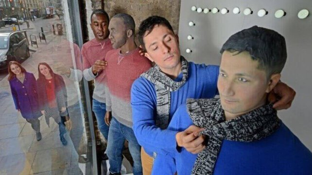 Featured image of Men 3D-printing themselves to find love
