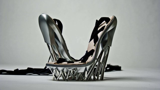 Featured image of Step Into the Future of Shopping with a 3D Printed Shoe