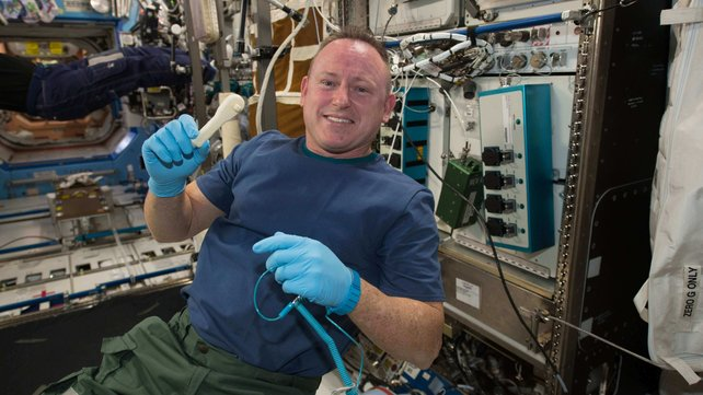 Featured image of NASA Engages Warp Speed with 3D Printing
