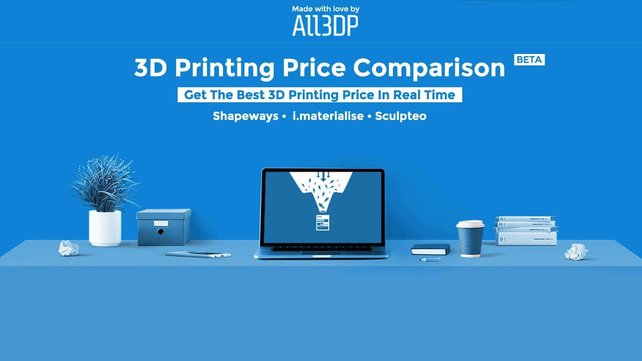 Featured image of How to Use All3DP's Price Comparison Service