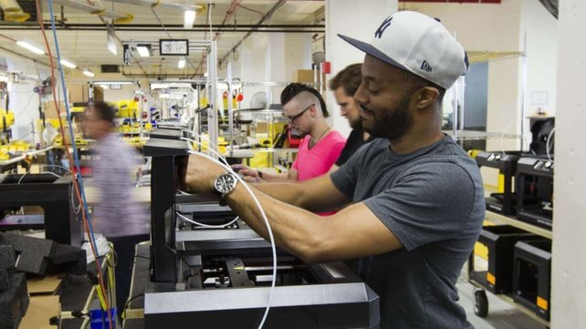 Featured image of MakerBot Announces Second Round of Staff Layoffs