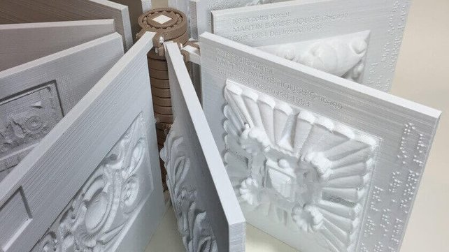 Featured image of 3D Printed Book of Louis Sullivan's Lost Architecture
