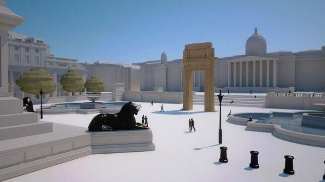 Featured image of Using 3D Printing, Syrian Palmyra Arch Gets Rebuilt in London