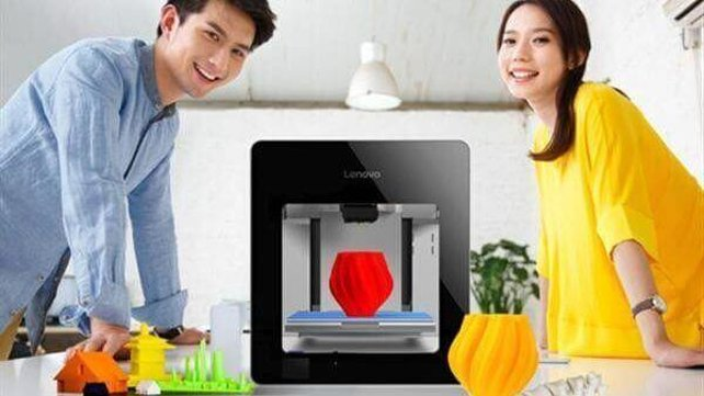 Featured image of Lenovo Enters 3D Printing Market with XiaoXin L20