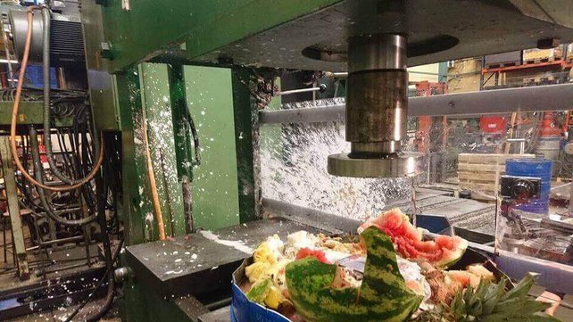 Featured image of What Can A Hydraulic Press Do To a 3D Print? (It's Crushing)