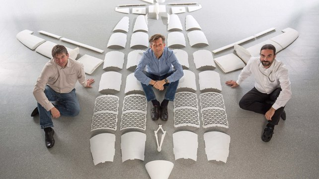 Featured image of Airbus Tests 3D Printed Plane for Aerodynamics and AI
