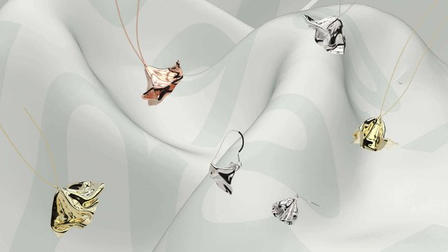 Featured image of Windswept Jewelry Lets You 3D Print Any Anniversary