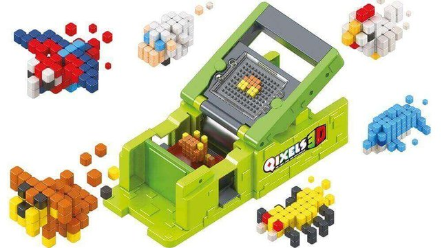 """Featured image of $25 """"3D Printer"""" Made for Kids"""