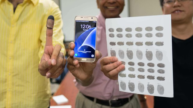 Featured image of Murder Victim's Smartphone Unlocked with 2D Printing