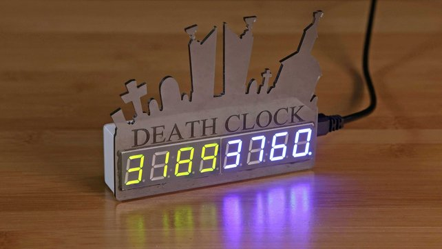 Featured image of 3D Print the Mindfulness Clock of DOOM