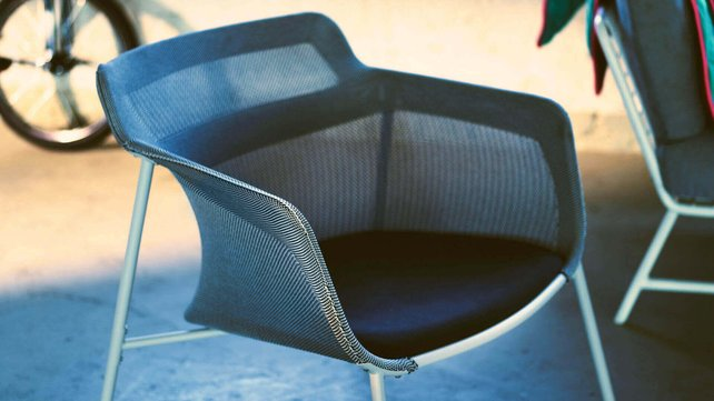 Featured image of IKEA Debuts 3D Knitted Armchair in PS 2017 Collection