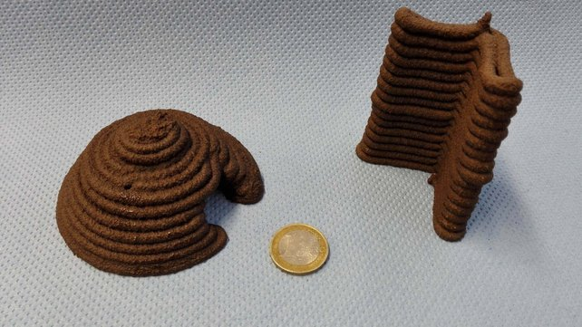 Featured image of ESA Shares Results of 3D Printing with Simulated Mars Soil