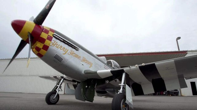 Featured image of Enthusiasts Print Scarce Metal Parts For P-51D Mustang Plane