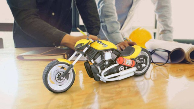 Featured image of Japanese Company Brings Photorealistic Color to 3D Printing Market