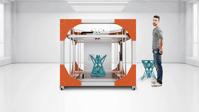Featured image of Inside BigRep: Bringing in Big Bucks, Building Smaller Printers