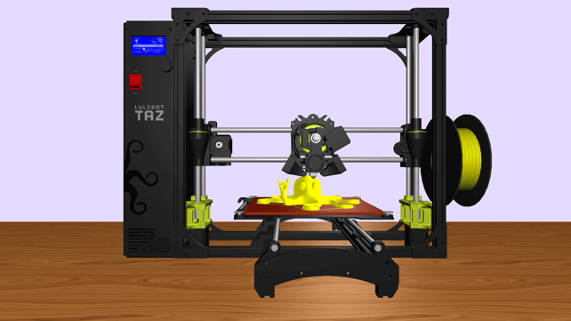 Featured image of Virtual Reality 3D Printing and New Cura 2 Lulzbot Edition Debut