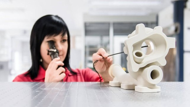 Featured image of Voxeljet's PPC²-Technology Promises Better Quality of Investment Casting Parts