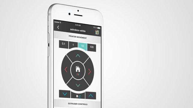 Featured image of New AstroPrint Mobile App Gives On-the-Go Print Monitoring & Analytics