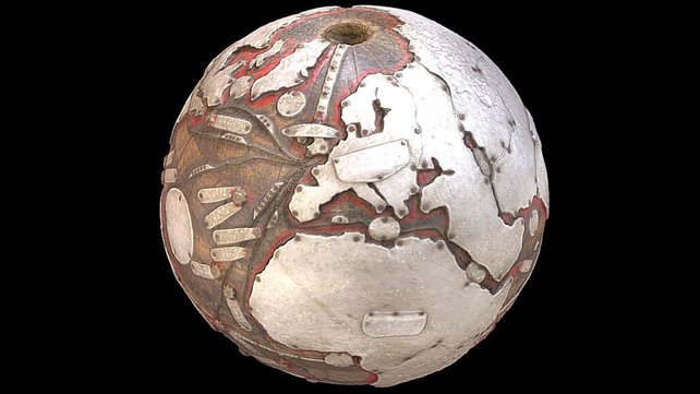 Featured image of Ultra Rare Braille Globe to be Scanned and 3D Printed