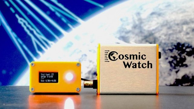 Featured image of Make Your Own Cosmic Particle Detector for Under $100