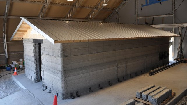 Featured image of Army Engineer Research & Development Center Creates Largest 3D Printed Building in US