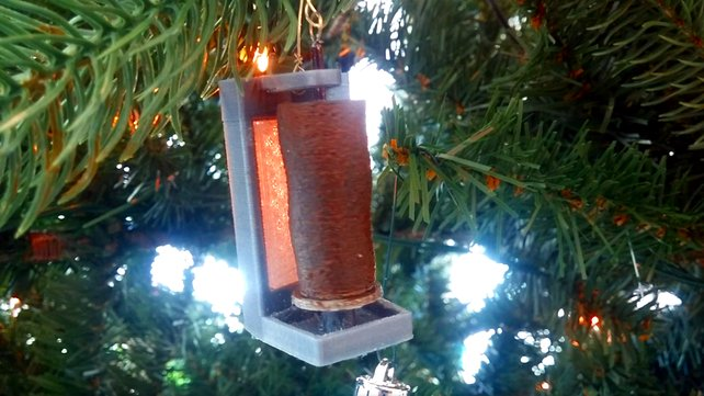 Featured image of This is the Only 3D Printed Doner Kebab Christmas Ornament You'll Ever Need
