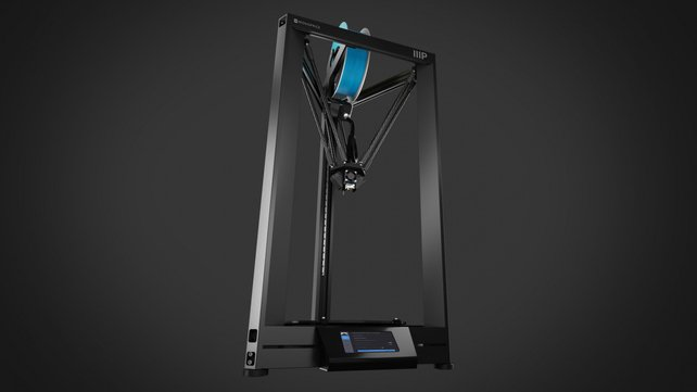 Featured image of Monoprice Reveals Multiple New 3D Printers at CES