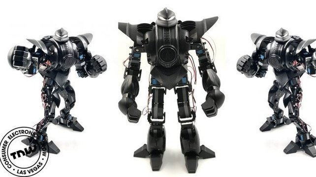Featured image of Meet Zeus: The Pint-Sized Battle Robot That Packs a Mean Punch