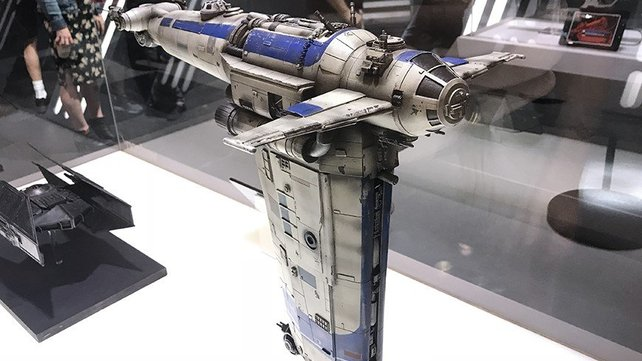Featured image of Star Wars Models Made by Zortrax Machines