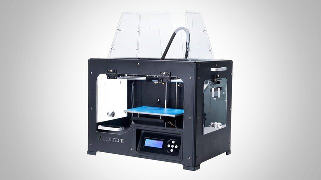 Featured image of [DEAL] Qidi Tech 1 Dual Extrusion 3D Printer, 13% Off at $610