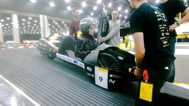 Featured image of Cal Poly Supermileage Club Uses 3D Printing in Shell EcoMarathon