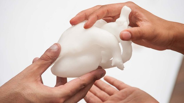 Featured image of Getting to The Heart of the Matter with 3D Printing