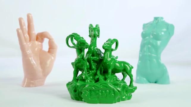 Featured image of PLA glätten: Ein Ratgeber zum Glätten von 3D-Drucken