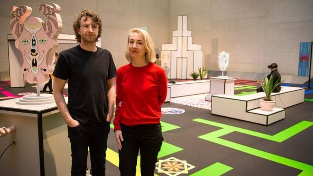 Featured image of Terminus Exhibit at the National Gallery of Australia Blends VR with Physical Art