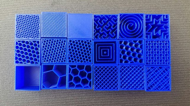 Featured image of 3D Printing Infill: The Basics – Simply Explained