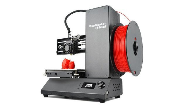 Featured image of 2019 Wanhao Duplicator i3 Mini – Review the Specs