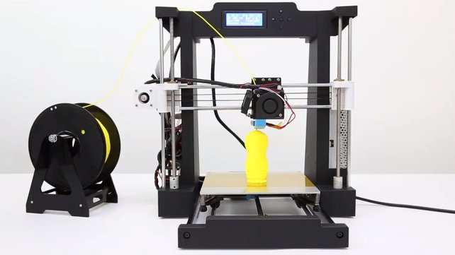 Imagen principal de Impresora 3D Anet A8: ¡la versión 2019 finalmente revelada!
