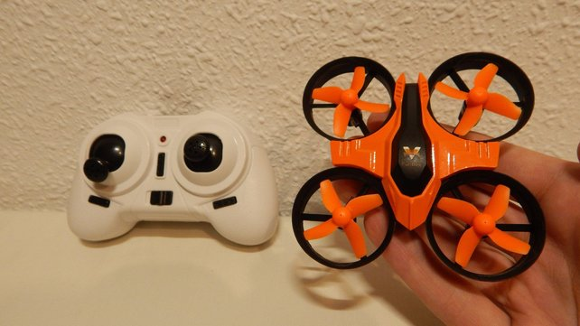 Featured image of F36 Mini RC Drone – Is this RTF Drone Worth $10.59?