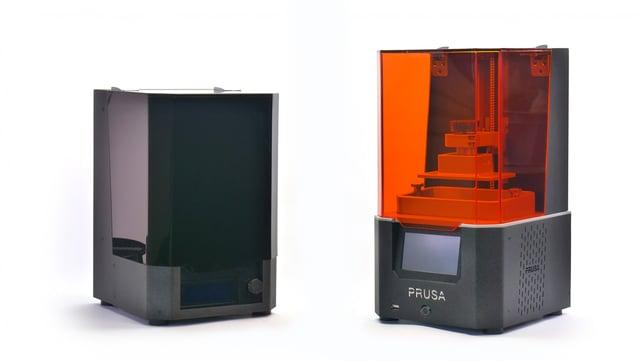 Imagen principal de Original Prusa SL1: características de la nueva impresora 3D SLA