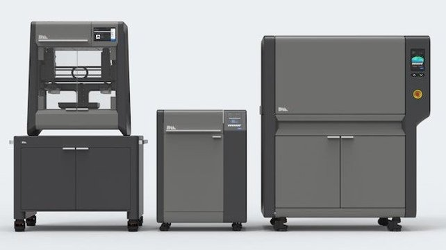 Featured image of Desktop Metal Upgrades to Studio System +, Introduces New Metal 3D Printing Fleet