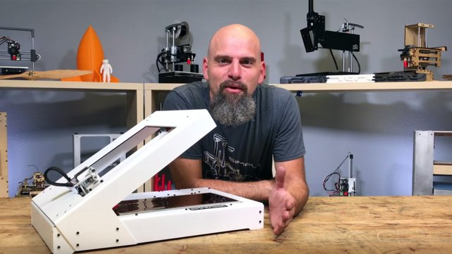 Featured image of Printrbot Founder Brook Drumm Looks Ahead With New Business Venture