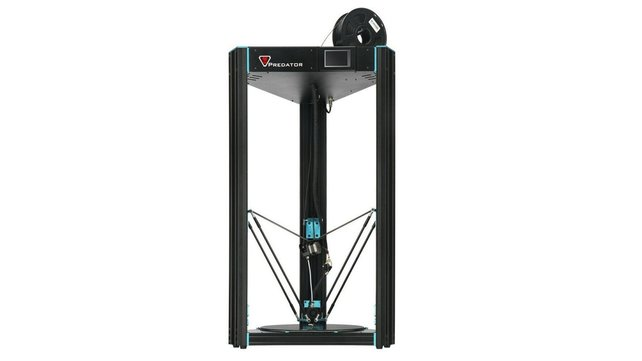 Featured image of 2019 Anycubic Predator 3D Printer – Review the Specs