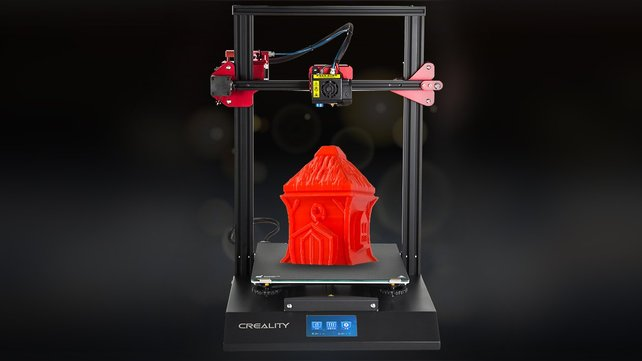Image de l'en-tête de Imprimante 3D Creality CR-10S Pro : caractéristiques et point-clés
