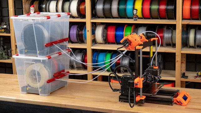 Featured image of 2020 Best Prusa i3 MK3S Upgrades to Buy or 3D Print