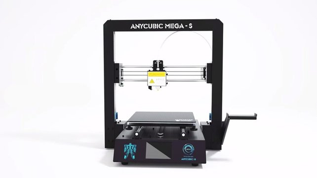 Featured image of 2019 Anycubic Mega-S: Review the Specs