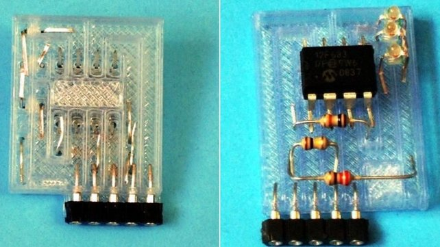 Featured image of 3D Printed Circuit Board: How to Make Your Own